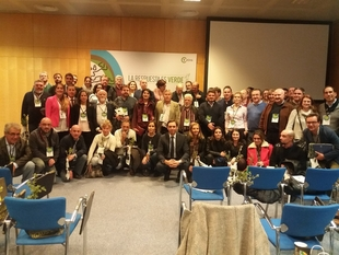 Diputados y técnicos de la Diputación de Badajoz participan en el Congreso Nacional de Medioambiente 2016 en Madrid