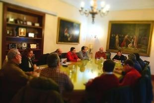 Gobierno y sindicatos de la Diputación de Cáceres valoran los avances conseguidos y apuestan por el diálogo