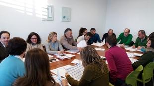 La Diputación de Badajoz ultima la estrategia EDUSI de Montijo-Puebla de la Calzada y municipios limítrofes