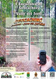 El Valle del Jerte celebrará su primer encuentro 'Geocaching' para resaltar su riqueza natural