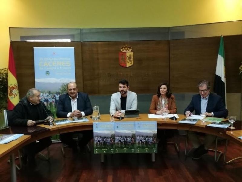 Más de 800 atletas se dan cita este domingo en Talayuela en el Premio de Campo a Través de la Diputación de Cáceres