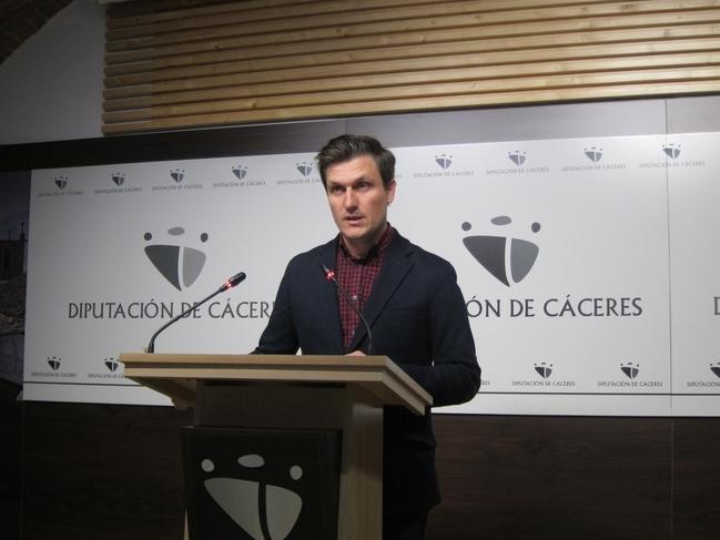 La Diputación de Cáceres aclara que la sentencia del TSJEx no afecta a la estructura organizativa de la institución