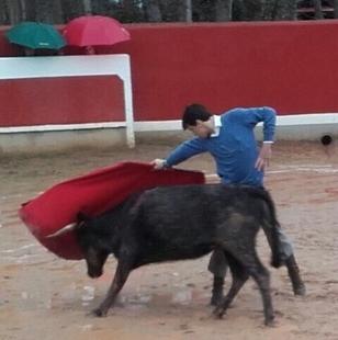 Dos alumnos de la Escuela Taurina de la Diputación de Badajoz resultan finalistas en el Bolsín Taurino de Ciudad Rodrigo