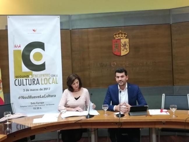La Diputación de Cáceres destina 573.000 euros para la contratación de compañías para sus programas culturales