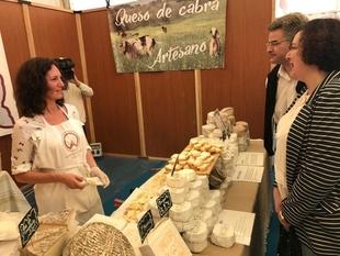La Feria Agroalimentaria de Valdefuentes (Cáceres) prevé recibir unas 20.000 visitas hasta este domingo