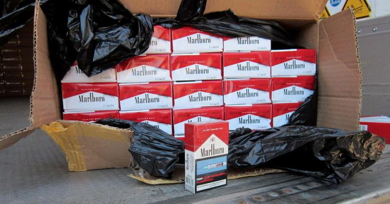Detenidas en Córdoba 44 personas por contrabando de tabaco en Badajoz y otras provincias