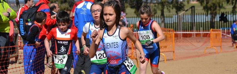 Más de 300 triatletas participarán en la tercera jornada Judex en Villafranca de los Barros este sábado