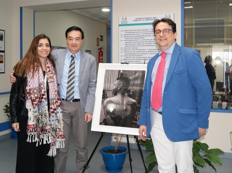 El ganador del Concurso Sin Barreras cede a Apamex la foto premiada para ser usada como ''herramienta de sensibilización''