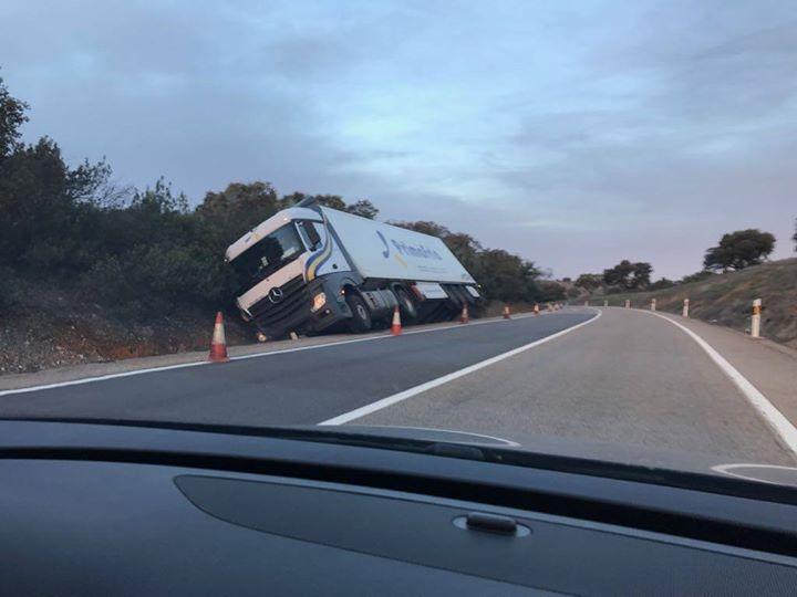 La Plataforma N430 reivindica el desdoblamiento de la carretera tras un nuevo accidente de tráfico