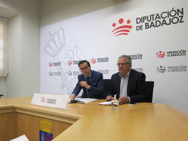 Diputación de Badajoz presenta un Plan de Recursos Humanos que incluye Oferta de Empleo Público o promoción interna