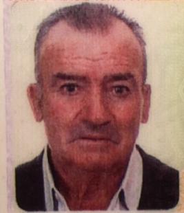 Buscan a un hombre de 78 años desaparecido este viernes en Hornachos