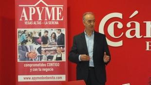 Apyme Vegas Altas-La Serena organiza unas jornadas empresariales para promover la colaboración entre asociados