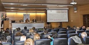Las entidades locales de la provincia de Cáceres asisten a una jornada relacionada con la transparencia y las TIC