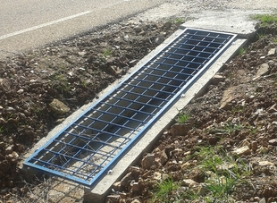 La Diputación de Badajoz destina 118.841 euros en mejorar la seguridad vial en la carretera de Alange a Palomas