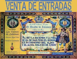 La Diputación de Badajoz apoya que 'El alcalde de Zalamea' sea Fiesta de Interés Turístico Nacional