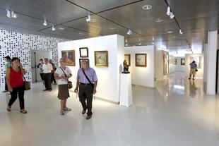 La Diputación recuerda que el Museo de Bellas Artes de Badajoz abre los lunes de puentes festivos