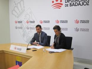 Diputación de Badajoz presenta un nuevo Fondo de Anticipos Reintegrables con 10,4 millones a coste cero para municipios