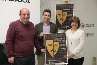 Un total de 120 proyectos procedentes de toda España se presentan al III Festival de Teatro Villa de Valencia del Mombuey