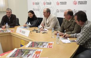 La XII Media Maratón de Alburquerque congregará a más de 300 atletas