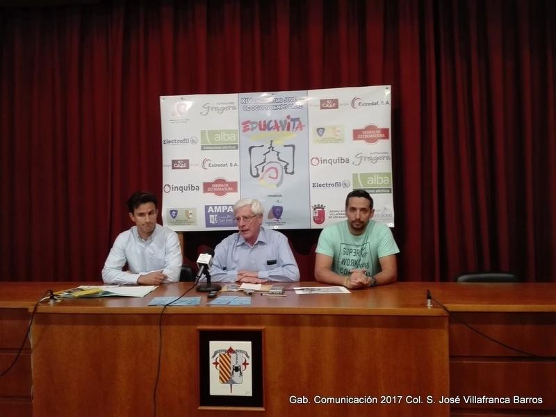 Casi 3.000 alumnos de toda Extremadura participará en Villafranca de los Barros en una nueva edición de ''Educavita''