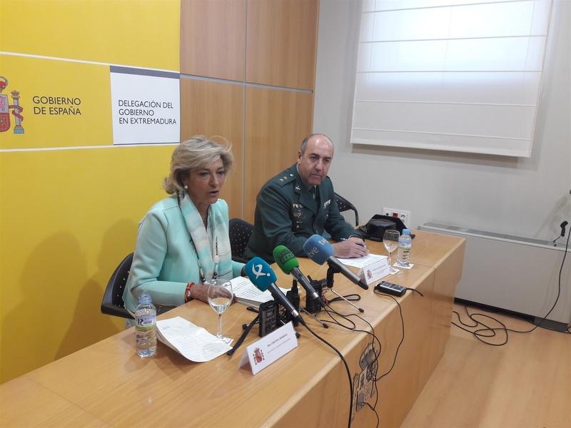 Los robos en el campo bajan un 41,6% en la provincia de Badajoz en la última campaña agrícola