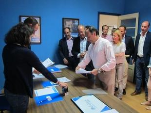 Laureano León, único candidato a la Presidencia del PP en la provincia de Cáceres en el congreso del día 21 de mayo