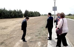 El Ayuntamiento de Montijo cede unos terrenos para la construcción de una nueva oficina del OAR