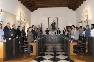 La Diputación de Cáceres aprueba por unanimidad su integración en el pacto regional