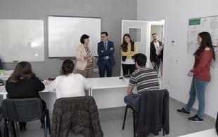 Promedio y Aexpainba renuevan un convenio para la integración laboral de personas con inteligencia límite en Badajoz