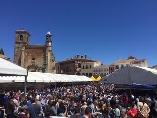 La Feria Nacional del Queso de Trujillo cierra con un