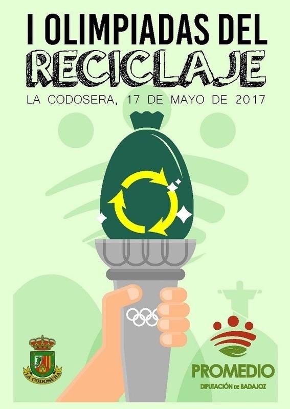 El Consorcio Promedio de la Diputación celebra el Día Mundial del Reciclaje con una olimpiada en La Codosera