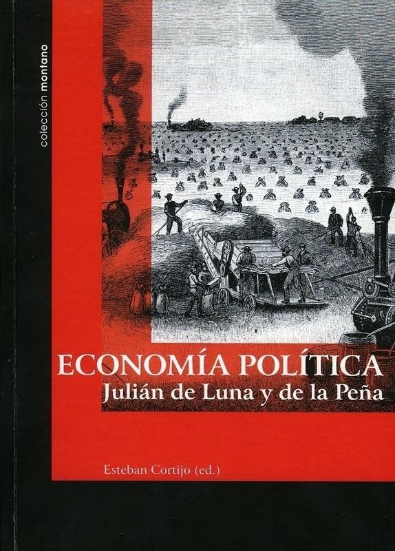 Esteban Cortijo presenta en Badajoz su libro sobre el economista extremeño Julián de Luna y de la Peña