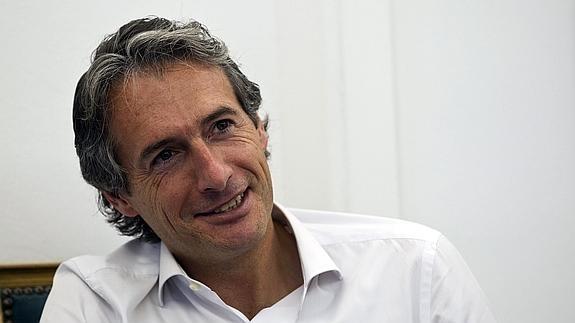 El ministro de Fomento visitará el próximo lunes las obras de montaje de vía de alta velocidad en Carmonita