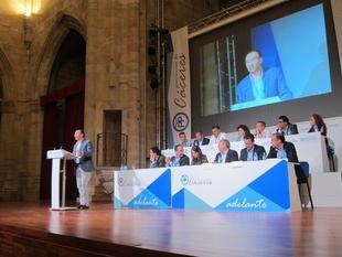Laureano León es reelegido como presidente provincial del PP en Cáceres y afronta su cuarto mandato