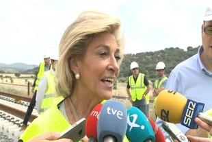 La delegada del Gobierno en Extremadura insiste en que no hay novedades en las desapariciones de Hornachos y Monesterio