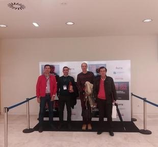 El CPEI de Badajoz participa en Oviedo en un congreso internacional de prevención y emergencias