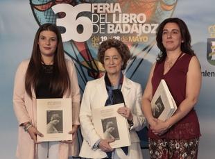 El Museo de Bellas Artes de Badajoz presenta en la Feria del Libro un estudio dedicado a Nicolás Megía