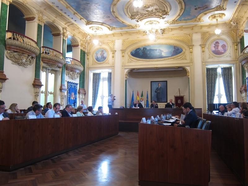 La Diputación se suma a la petición de la Medalla de Extremadura para el colegio San José de Villafranca