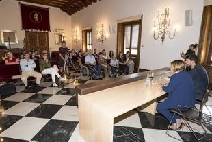 Diputación Inclusiva' incluye la formación para personas con diversidad funcional en la provincia de Cáceres