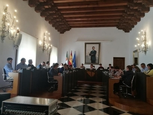 La Diputación de Cáceres aprueba más de 10,7 millones de euros destinados a carreteras provinciales hasta 2019
