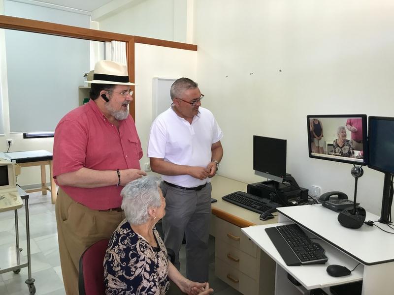 Se ponen en marcha nuevos servicios en el centro de salud de Alconchel