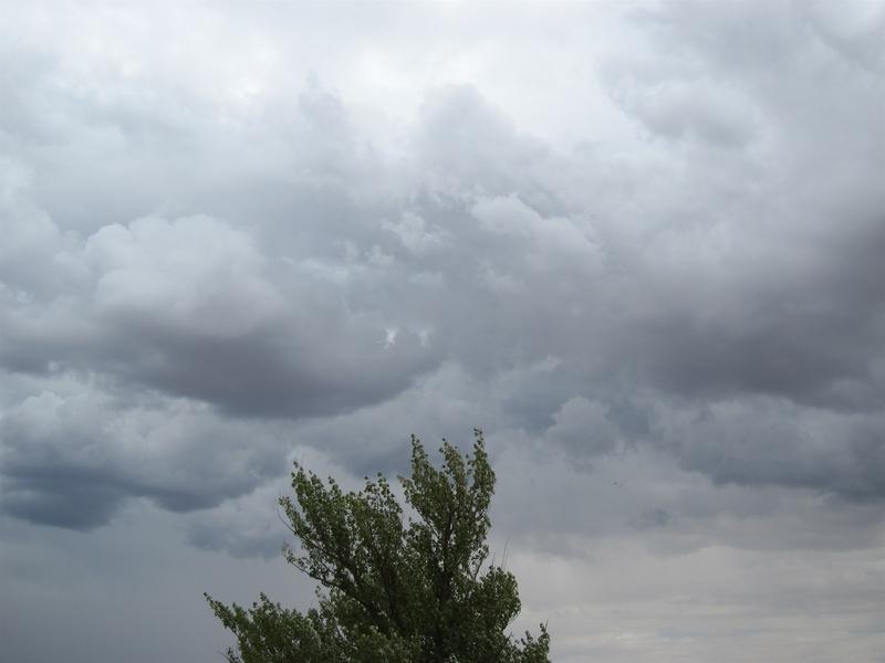 El 112 de Extremadura activa la alerta amarilla por tormentas en la provincia de Badajoz