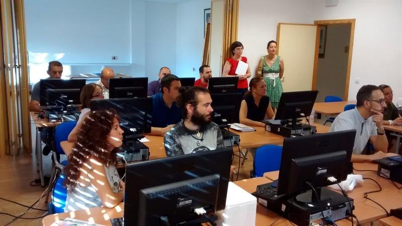 El Plan de Formación para el Empleo de la Diputación de Badajoz llega a La Cocosa con un curso sobre diseño ambiental