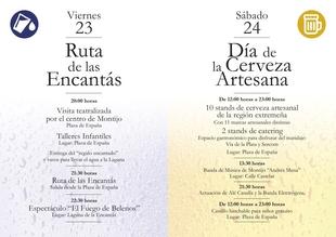 Montijo celebrará el Día de la Cerveza Artesana