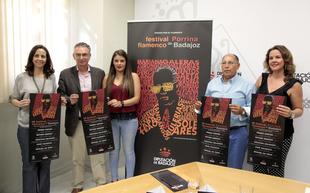 El XVI Festival Flamenco ''Porrina de Badajoz'' se traslada a Don Benito