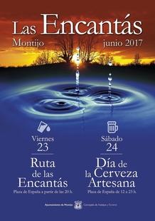 Montijo celebra este viernes la Ruta de las Encantás con visitas teatralizadas y talleres infantiles