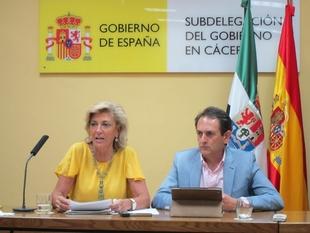 El Gobierno invierte 100 millones de euros en cinco años en depuración de aguas en la provincia de Cáceres