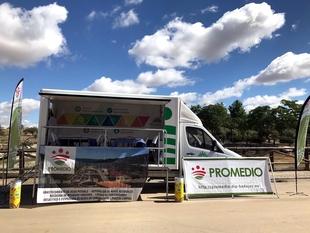 La campaña de reciclaje 'Movimiento Separatista Ciudadano' de la Diputación visitará zonas de baño en verano