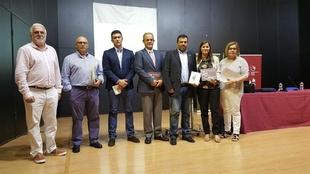 La presidenta de la Diputación de Cáceres aboga por una universidad implicada en el desarrollo rural