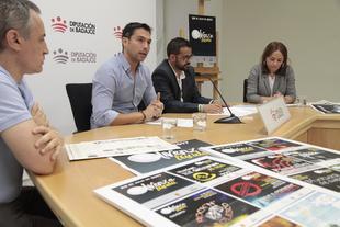 'Olivenza Lúcida' incorpora actividades deportivas y un original servicio de correos en su tercera edición